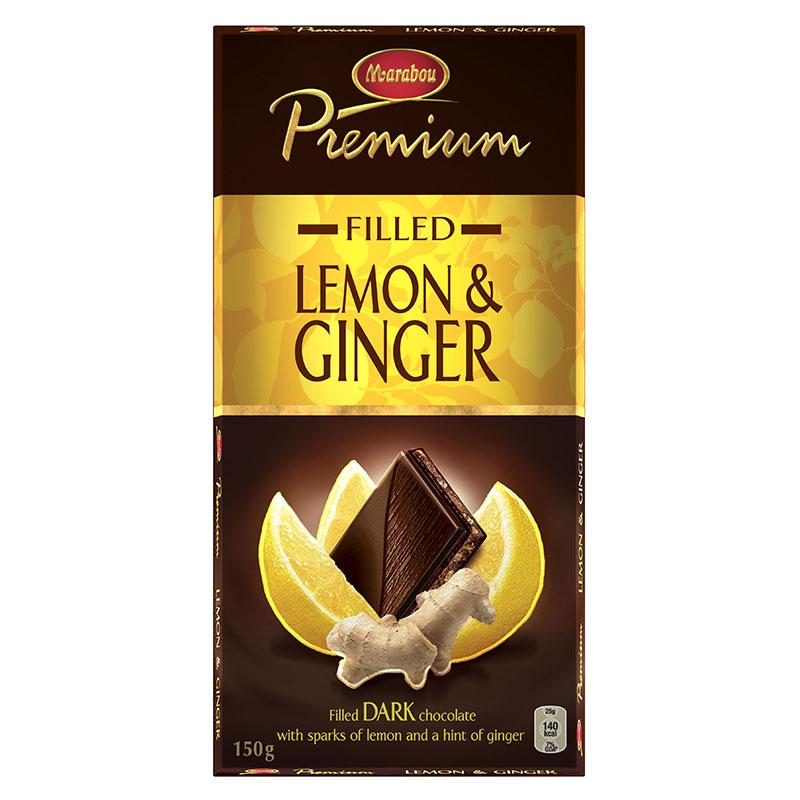 3D - Lemon & Ginger